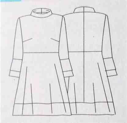 Les modeles (couture actuelle N°6) (18)