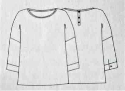 Les modeles (couture actuelle N°6) (36)