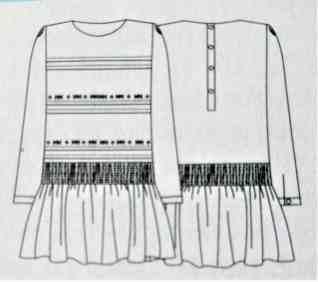 Les modeles (couture actuelle N°6) (38)