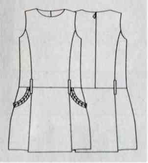 Les modeles (couture actuelle N°6) (40)