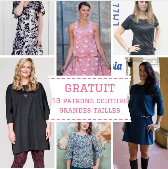 Grandes Femmes GRATUITS Tailles Patrons 10 SUPERBES AwxzXq1Ont