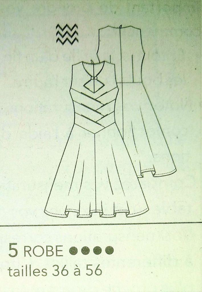 dessin technique robes 3
