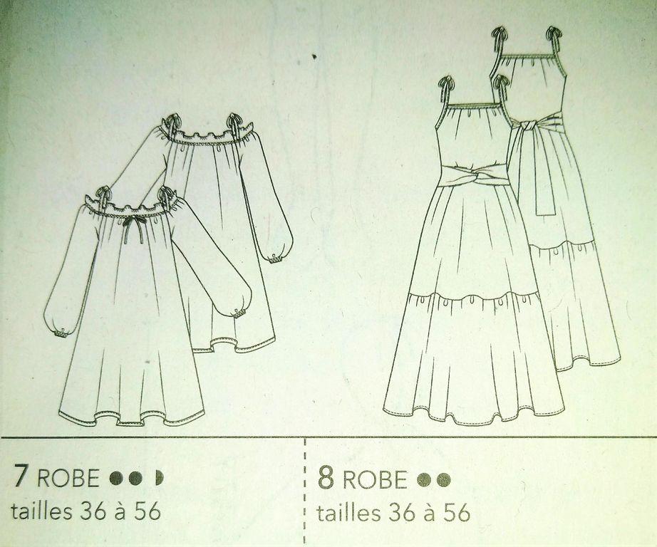 dessin technique robes 5