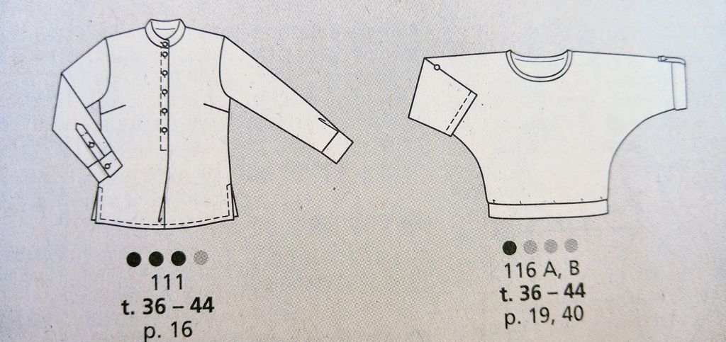 Dolce Vita avec Burda Style n259 avec un modèle Rétro couture à tomber (1)
