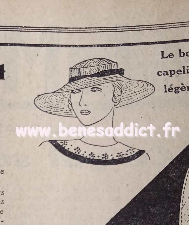 L'avant guerre 1933 et des Tas de patrons/modèles GRATUITS, Tricot, Couture, Crochet, cuisine