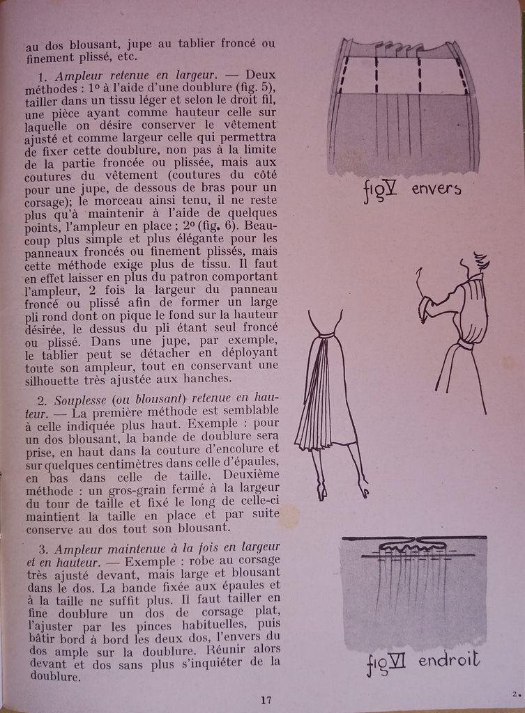 Je serai Couturière1952 Conseils de Coupe et de Couture par Modes et Travaux!