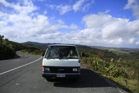 Toytoy in Cap Reinga