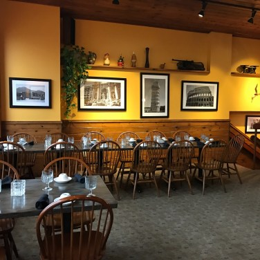 UPSTAIRS DINING - Great for private parties