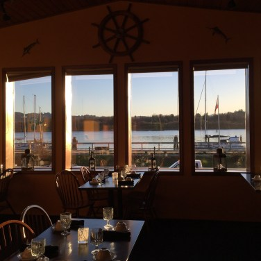 UPSTAIRS DINING - Beautiful sunsets