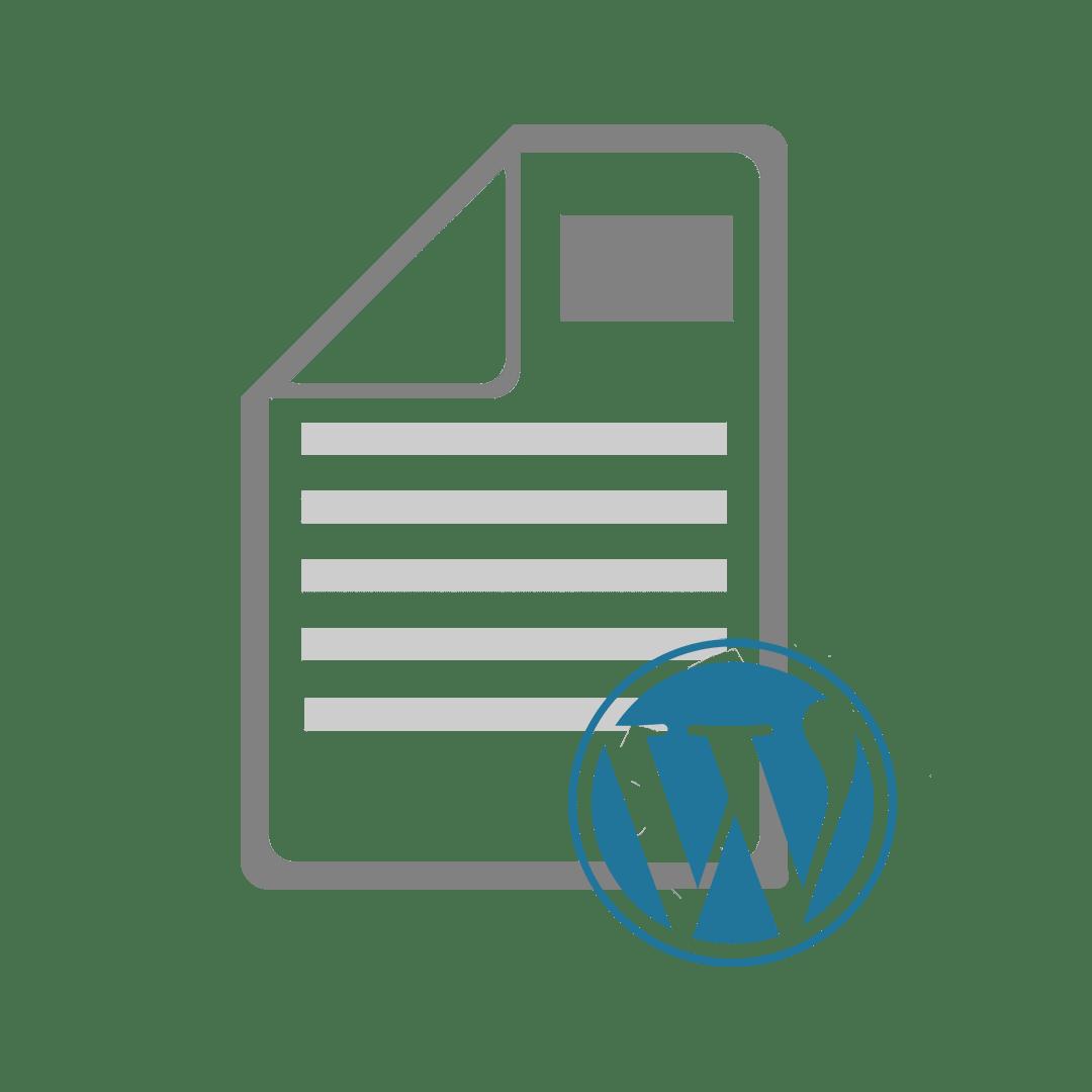 WordPress - Das User CMS für jede Homepage