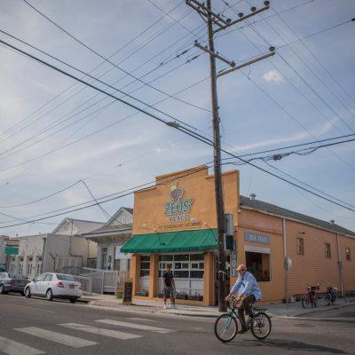 Freret Neighborhood New Orleans