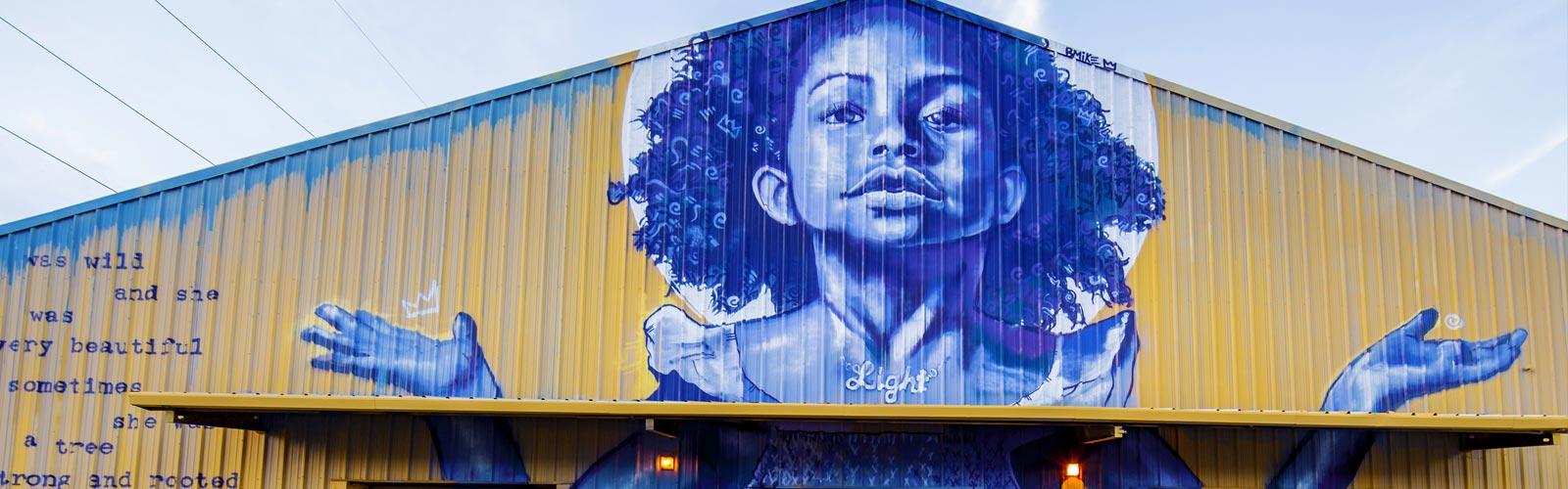 Bywater New Orleans, LA