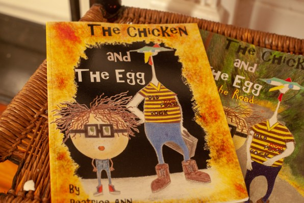 The Chicken & The Egg, Beatrice Ann