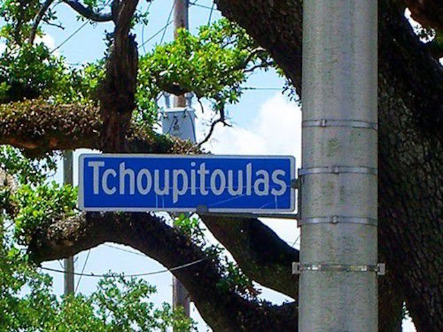 New Orleans street names