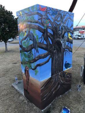 CVU NOLA, New Orleans art