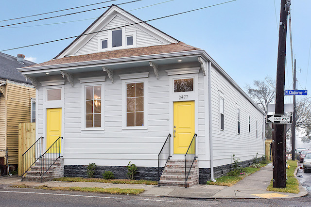 New Construction in New Orleans