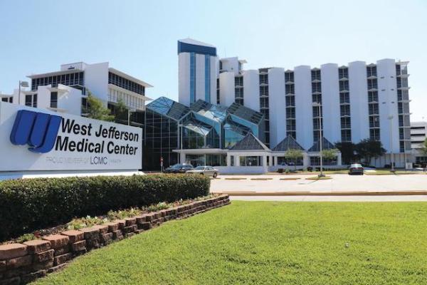 west jefferson medical center