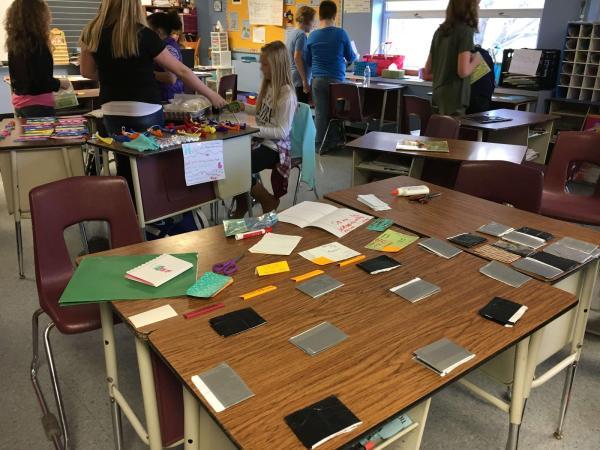 Stem Classroom Elementary School
