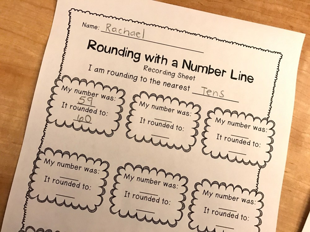 medium resolution of Teaching Rounding to Your Students with 3 Fun Games - Beneylu Pssst