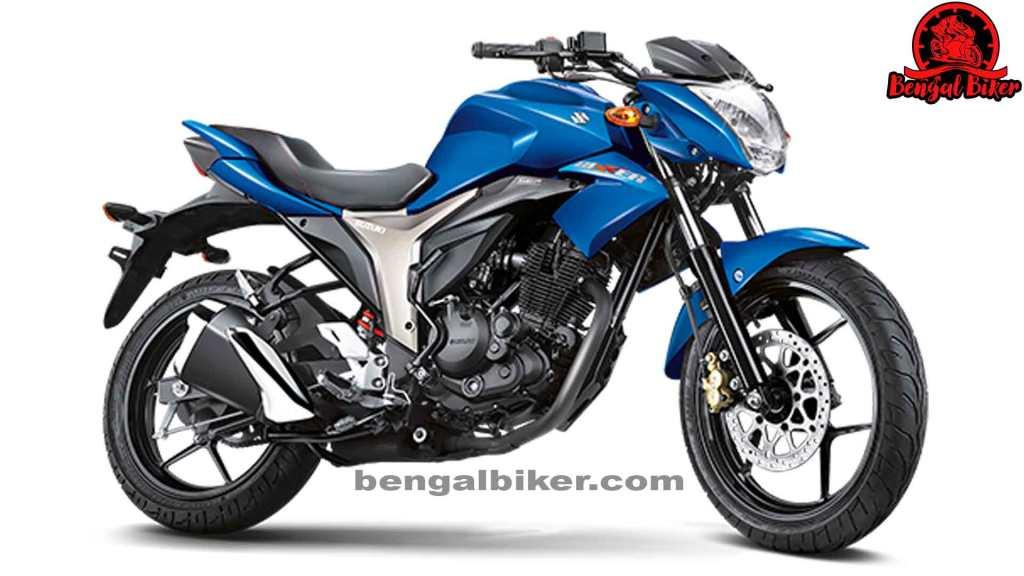 Suzuki Gixxer Single Disc Price in Bangladesh