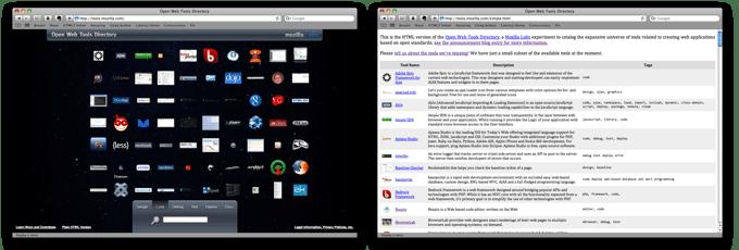 Open Web Tools Directory