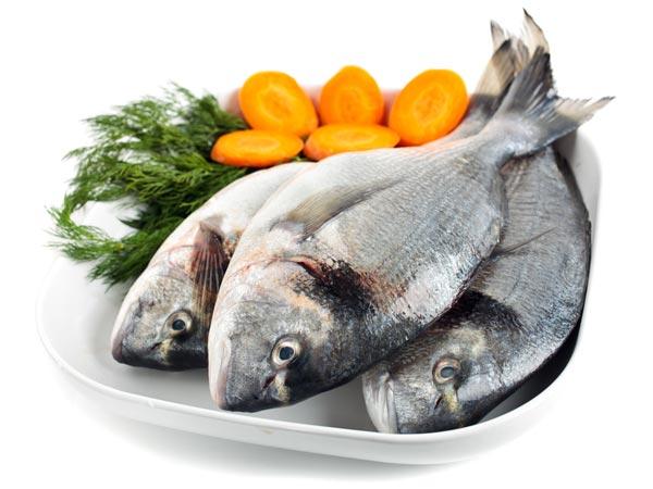 ৬) মাছ