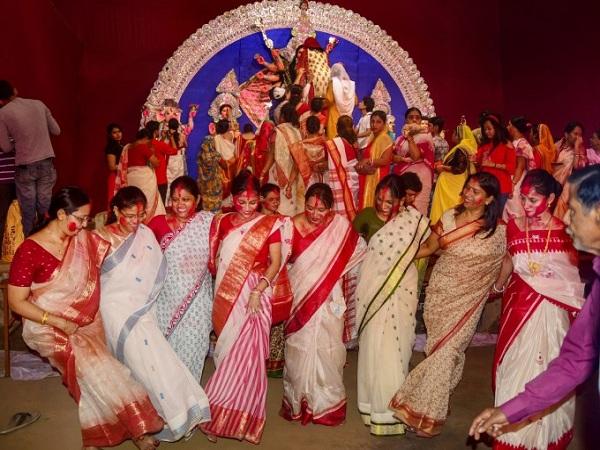 Subho Bijoya Dashami images in Bengali