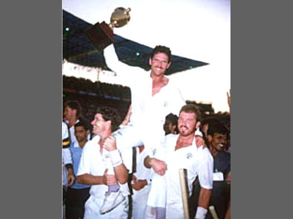 ১৯৮৭ বিশ্বকাপজয়ী অস্ট্রেলিয়া
