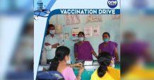 Covid vaccination Drive – পুরুলিয়া – 03.04.2021 – Oneindia Bengali
