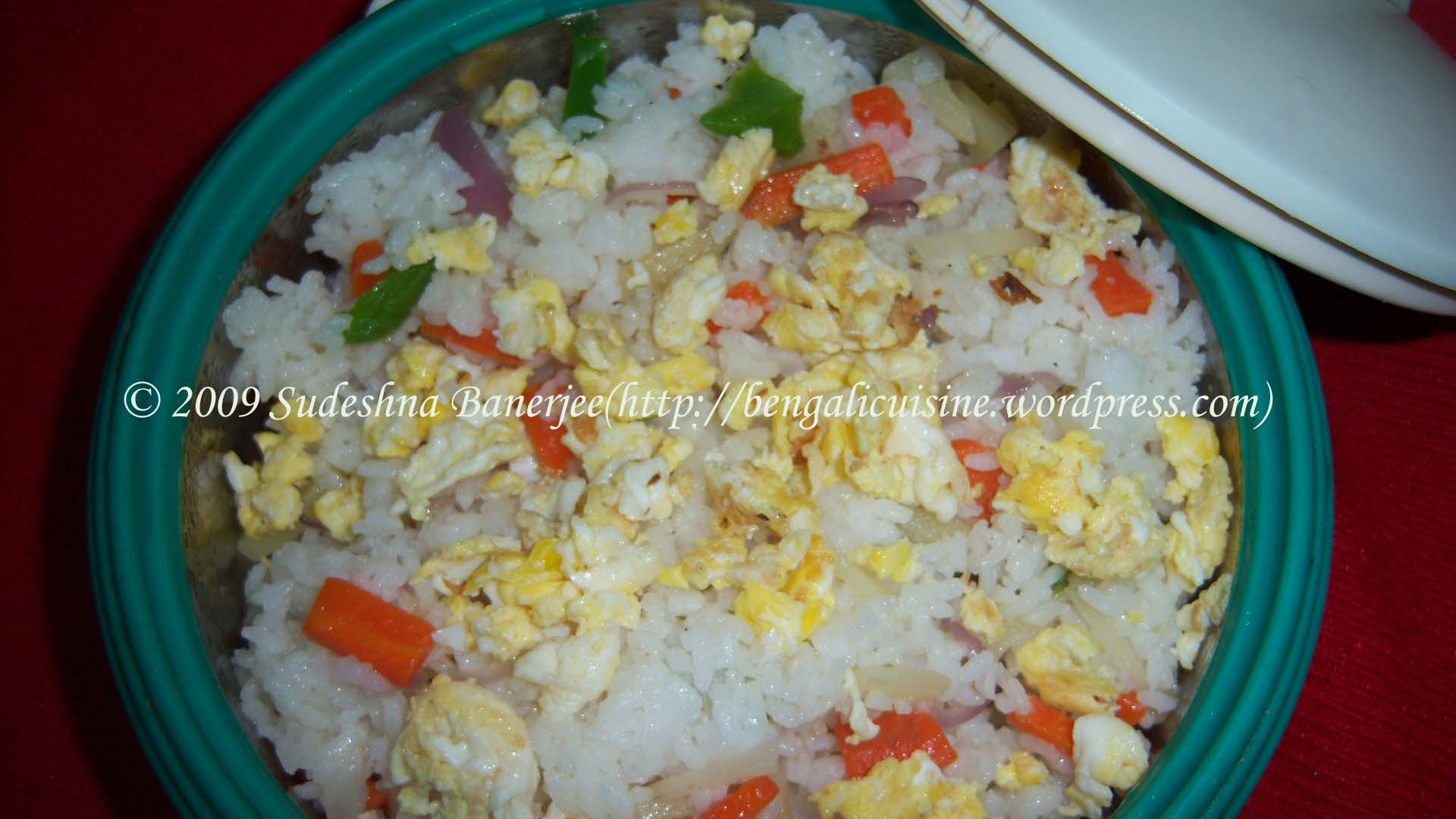 How To Cook Fried Rice In Oven