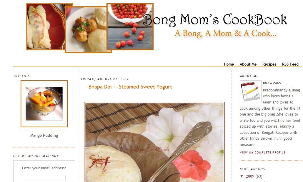 Top 7 Bengali Food Blogs | Cook like a Bong