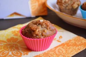 Priya_Eggless Banana Muffins