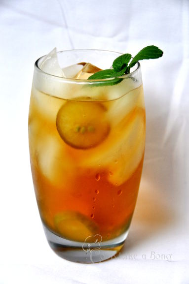 Ginger Ice Tea