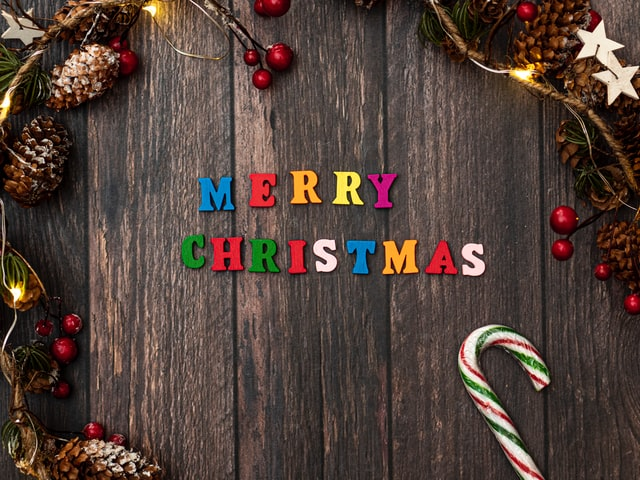 বড়দিন অনুচ্ছেদ রচনা (Class 1 & 2) 10 lines on Christmas in Bengali
