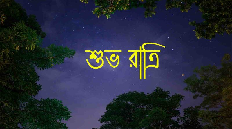 Bengali good night sms