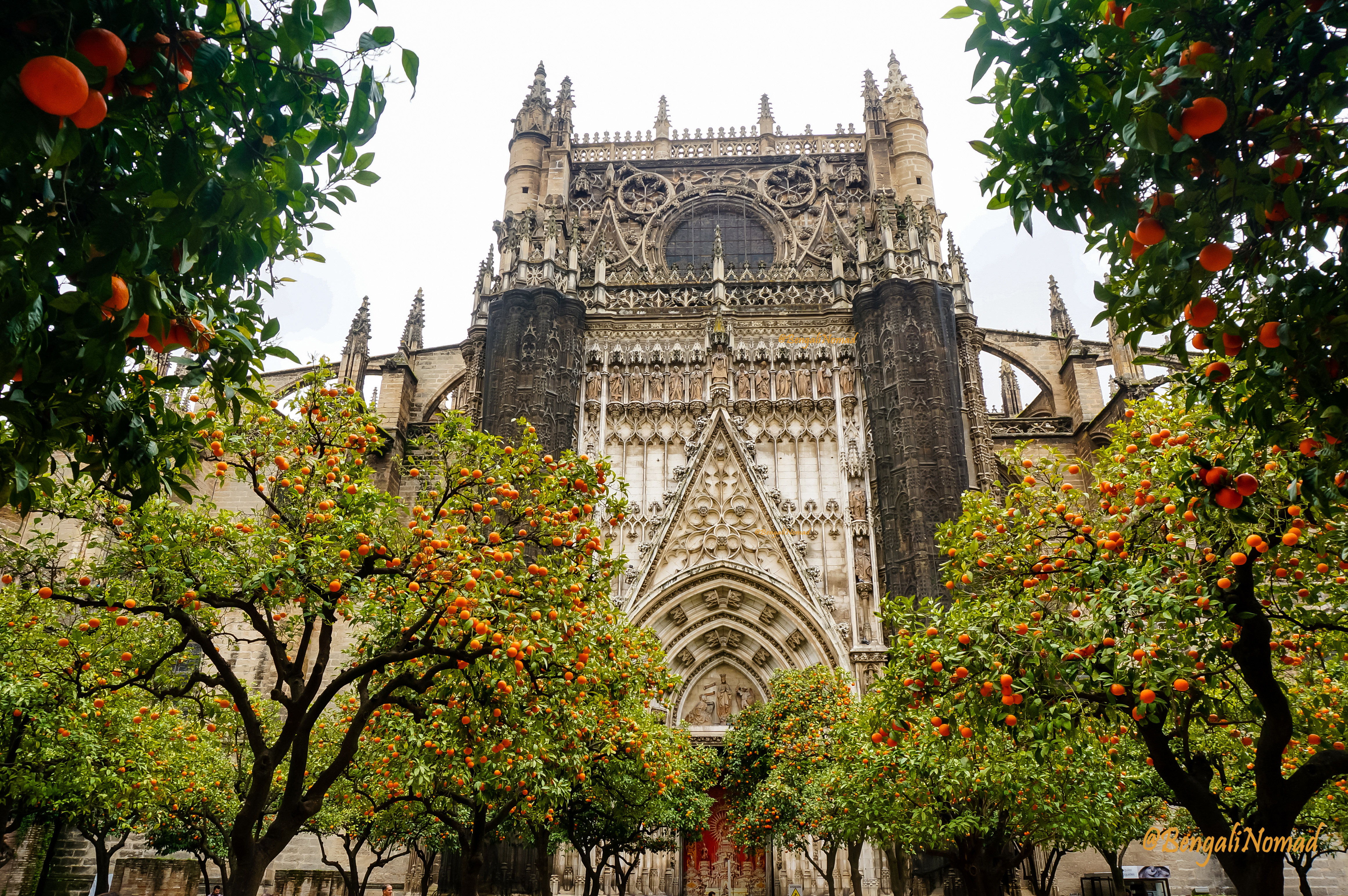 Spain : Andalusia region – Seville