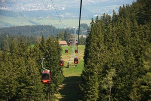 Lucerne : Mount Pilatus and Mount Titlis