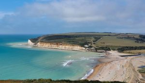 Seven Sisters coastal – The Chalk Cliffs of Sussex