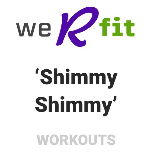 CrossFit Shimmy Shimmy Workout