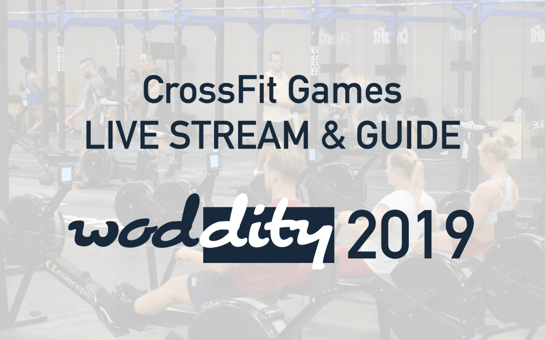 CrossFit Games Stream 2019 - Watch the 2019 CrossFit Games Live