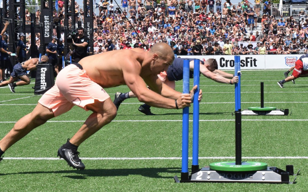 Cole Sager: 2020 CrossFit Games Athlete