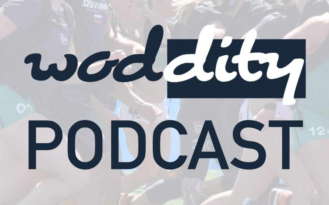 Camille Leblanc-Bazinet's Nutrition Challenge, Buttery Bros Giveaway, CrossFit Open, and More