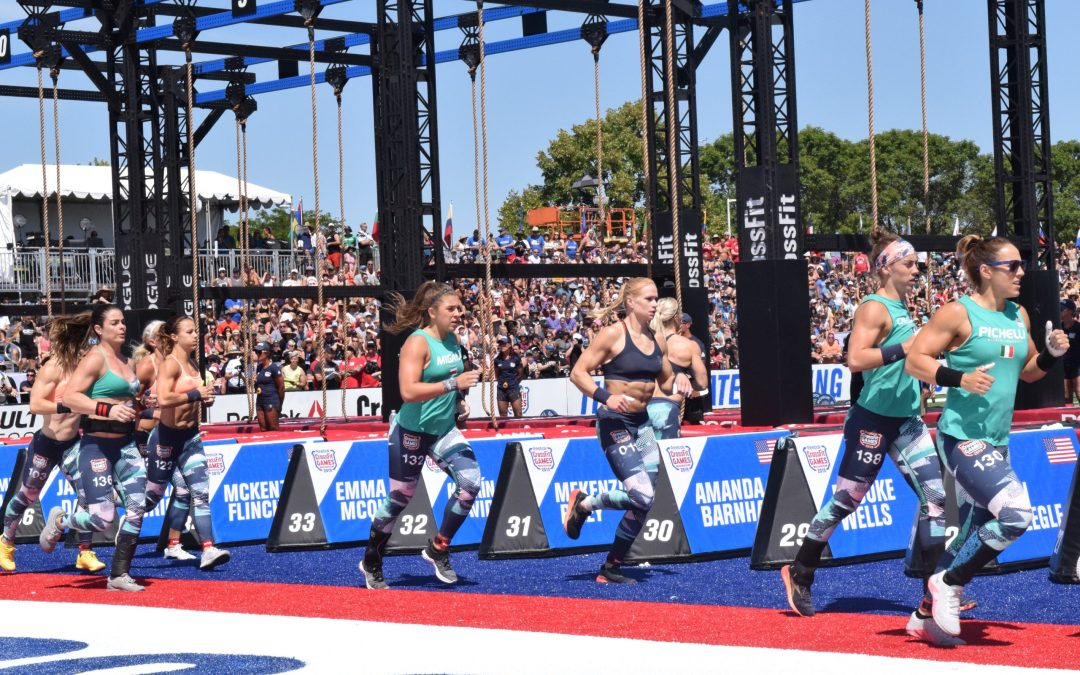 CrossFit Announces Reduced 2020 Games Field