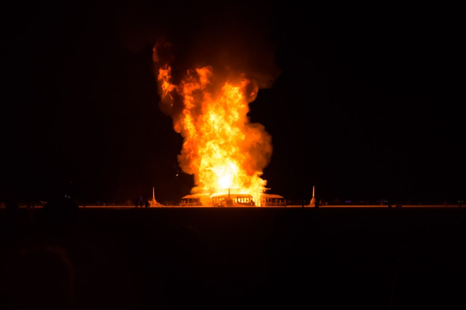 burning man 2016, Ben Gebo Photography