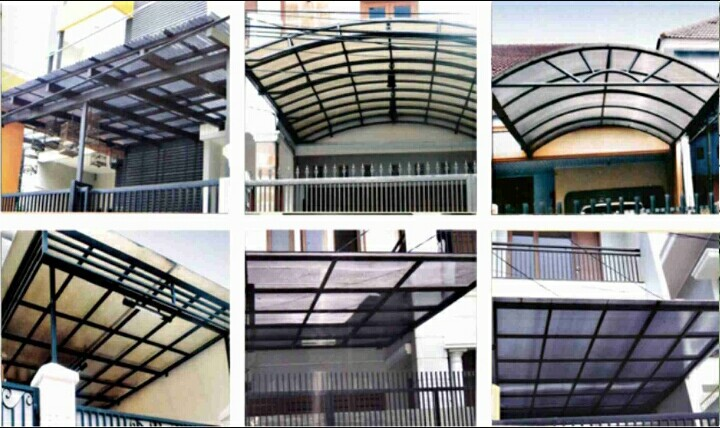 gambar kanopi bahan baja ringan pagar canopy tralis jember – murah berkualitas bengkel ...