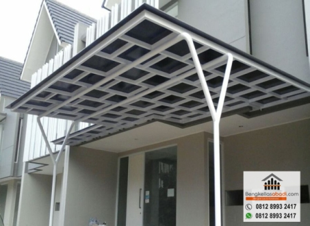 canopy baja ringan depok spesialis pembuatan kanopi di cinangka 0812 8993 2417