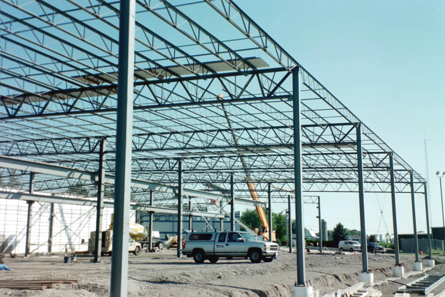 konstruksi baja ringan  Bengkel Las Lampung  Bengkel Las