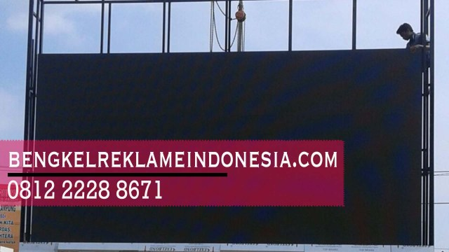Tarif Pasang Iklan Huruf Timbul Steinles di Bogor hubungi 0812 2228 8671