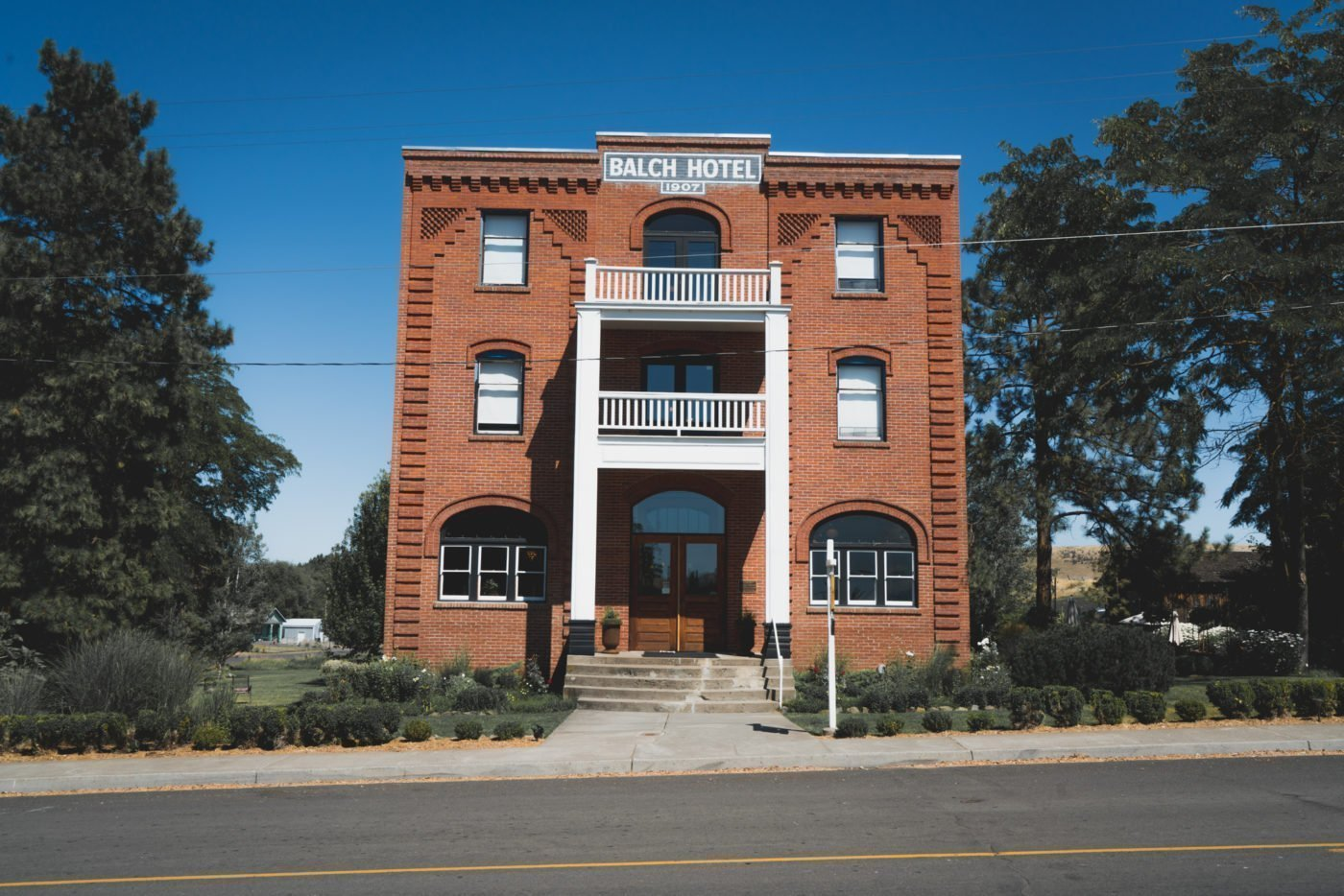 Balch Hotel, Oregon