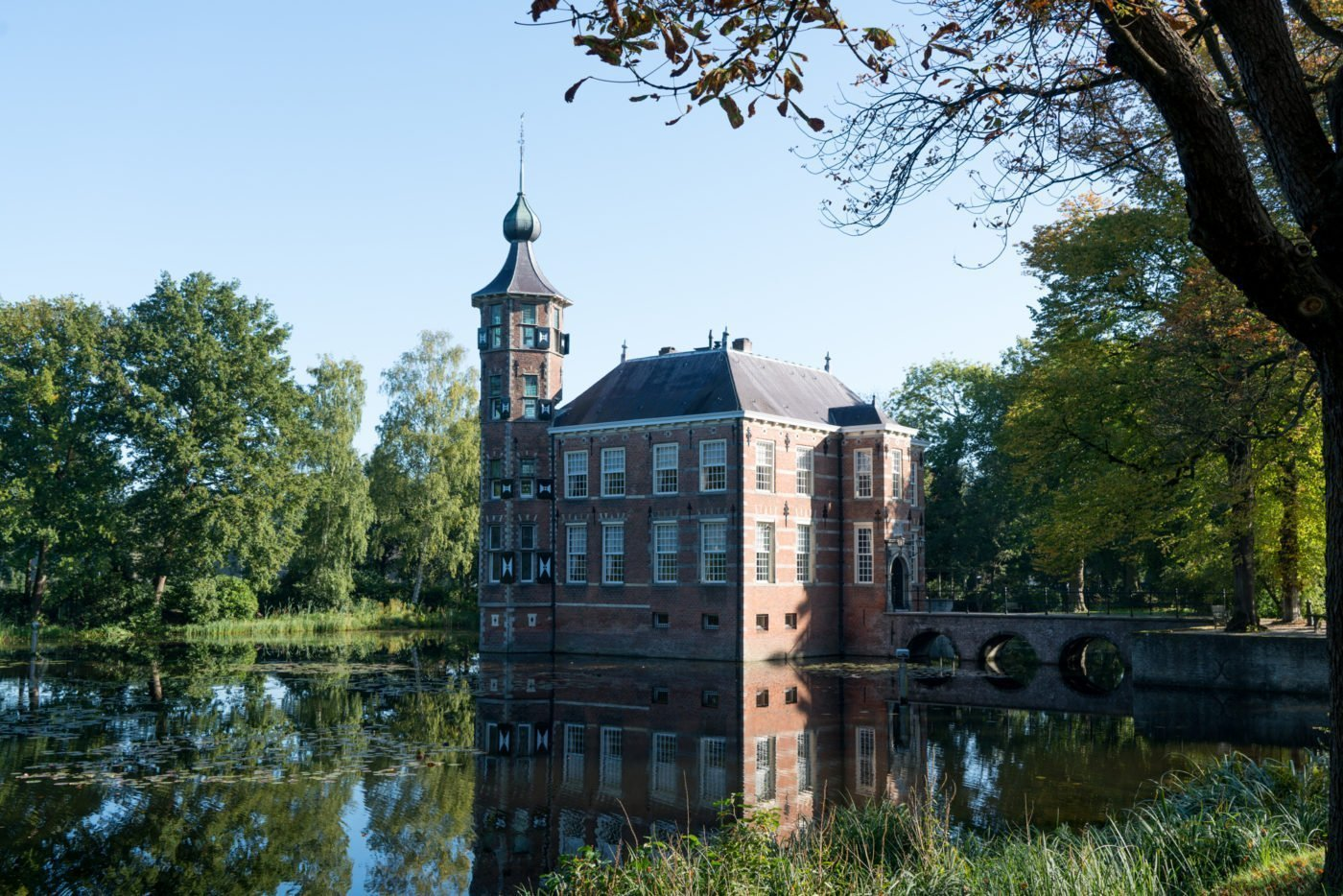 don't skip Bouvigne Castle during your weekend in Brabant
